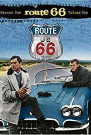 Route 66 1960 poster