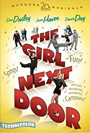 The Girl Next Door (1953) cover