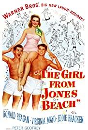 The Girl from Jones Beach 1949 poster