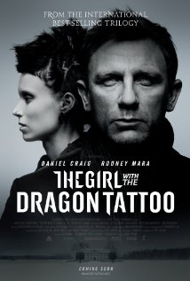 The Girl with the Dragon Tattoo (2011) cover