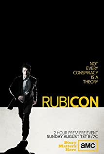 Rubicon (2010) cover