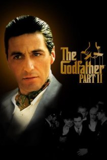 The Godfather: Part II (1974) cover