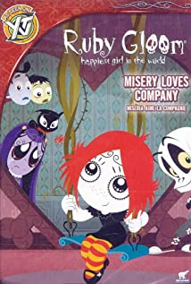 Ruby Gloom (2006) cover