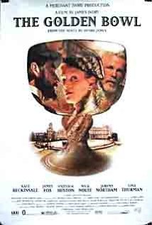 The Golden Bowl (2000) cover