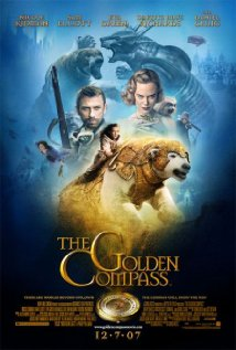 The Golden Compass (2007) cover