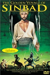 The Golden Voyage of Sinbad (1973) cover