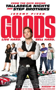 The Goods: Live Hard, Sell Hard (2009) cover
