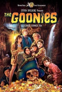The Goonies (1985) cover