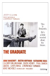 The Graduate (1967) cover