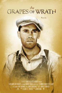 The Grapes of Wrath (1940) cover