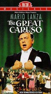 The Great Caruso (1951) cover