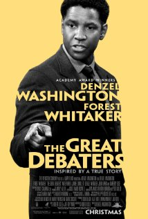 The Great Debaters 2007 poster