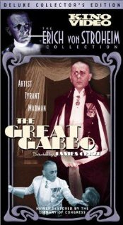 The Great Gabbo 1929 poster