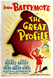 The Great Profile (1940) cover
