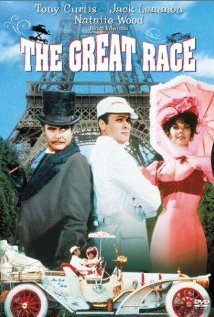 The Great Race (1965) cover