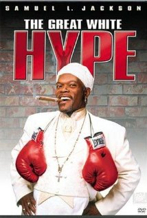 The Great White Hype 1996 poster