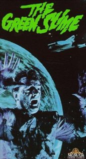The Green Slime (1968) cover
