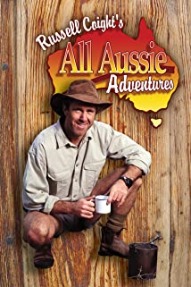 Russell Coight's All Aussie Adventures 2001 poster