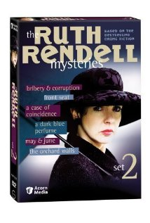 Ruth Rendell Mysteries 1987 poster