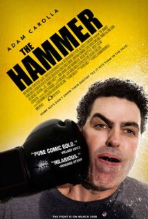 The Hammer (2007) cover