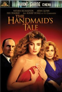 The Handmaid's Tale (1990) cover