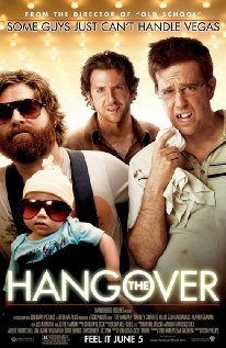The Hangover 2009 poster