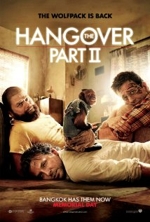 The Hangover Part II (2011) cover