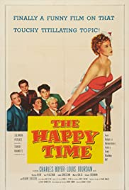 The Happy Time (1952) cover