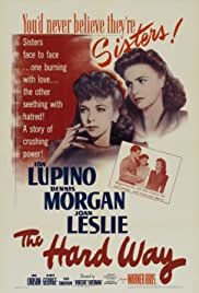 The Hard Way (1943) cover