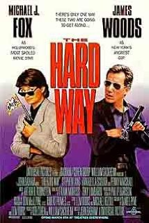 The Hard Way (1991) cover