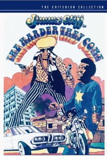 The Harder They Come (1972) cover