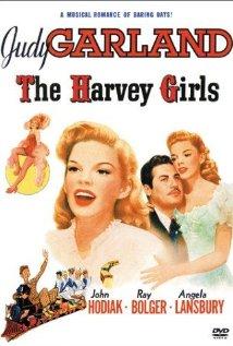 The Harvey Girls (1946) cover