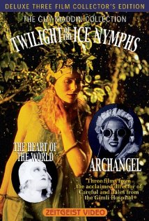 The Heart of the World (2000) cover