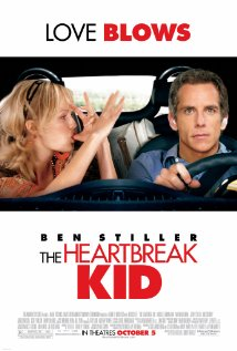 The Heartbreak Kid 2007 poster