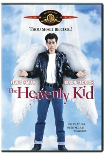 The Heavenly Kid (1985) cover