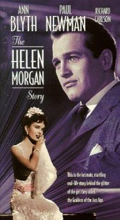 The Helen Morgan Story (1957) cover