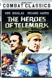 The Heroes of Telemark (1965) cover