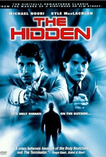 The Hidden (1987) cover