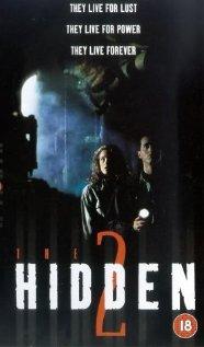 The Hidden II 1993 poster
