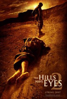 The Hills Have Eyes II (2007) cover