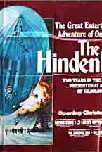 The Hindenburg 1975 poster