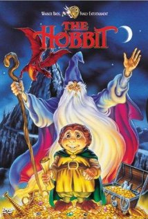 The Hobbit (1977) cover