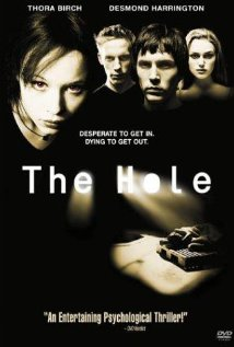 The Hole (2001) cover