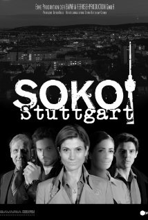 SOKO Stuttgart 2009 poster