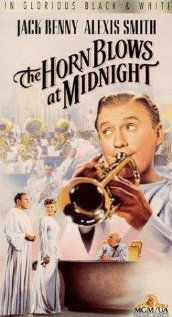The Horn Blows at Midnight 1945 poster