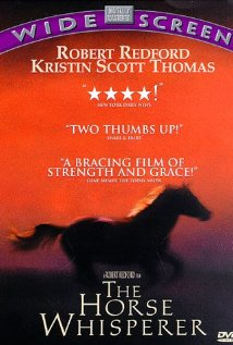 The Horse Whisperer 1998 poster