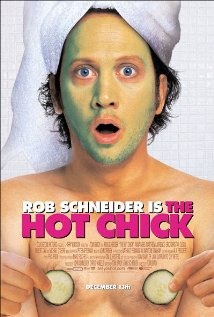 The Hot Chick 2002 poster