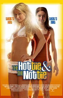 The Hottie & the Nottie (2008) cover