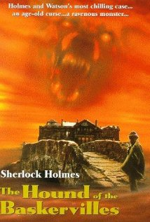 The Hound of the Baskervilles 1983 poster