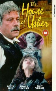 The House of Usher (1989) cover